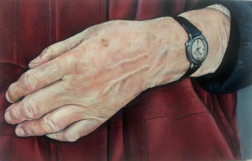 Dentist's watch