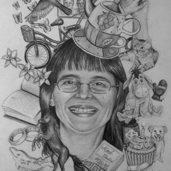 Portrait of mom